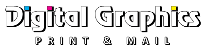 Digital Graphics Mobile Logo